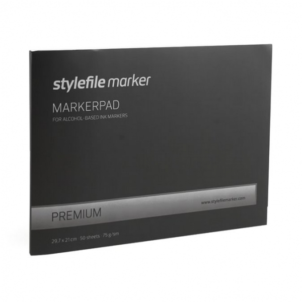 Stylefile Markerpad A3