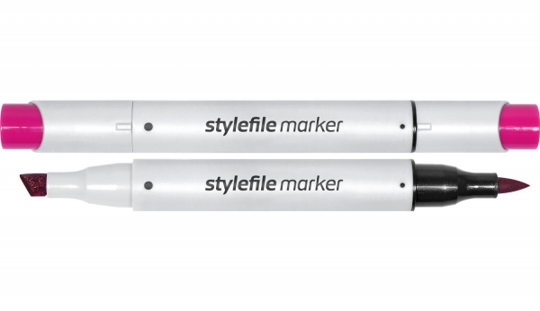 Stylefile Brush Marker Single