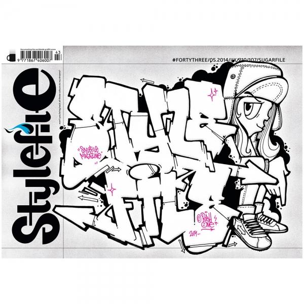 Stylefile magazine 43