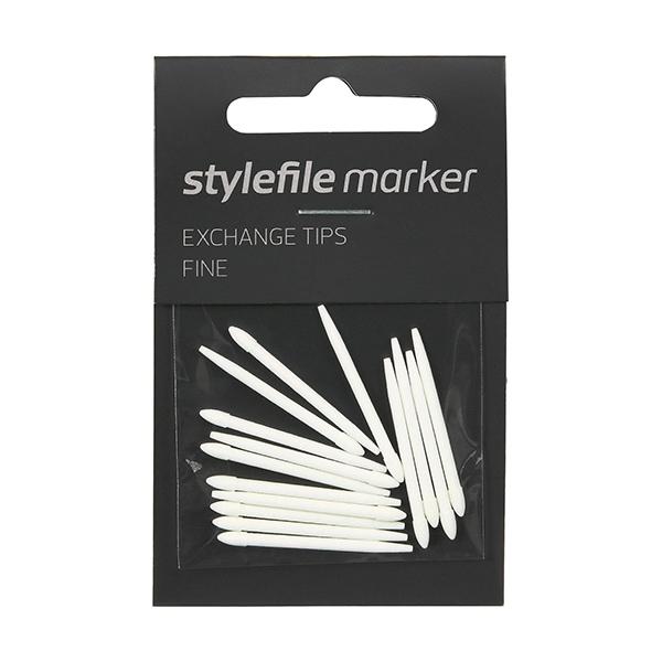 Stylefile marker 15x Fine výměnný hrot