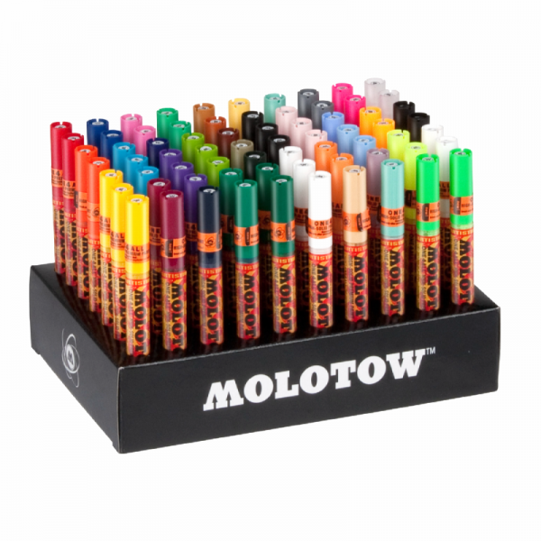 Molotow 127hs Display Set COMPLETE