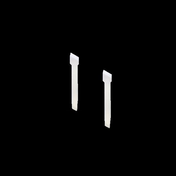 Hrot Chisel Tip 2-6mm